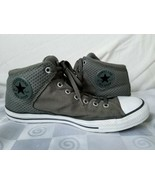 Unisex Converse Grey Denim Jacquard All Star Chuck Taylor Sneakers M 12 ... - $46.50