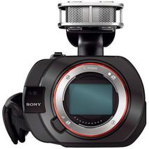 Sony NEX-VG900 Full-Frame Interchangeable Lens Handycam Camcorder Body - $2,969.01