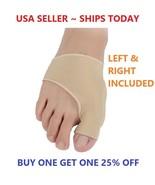 Big Toe Bunion Splint Straightener Corrector Foot Pain Relief Hallux Val... - $4.98