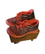 ASICS DynaFlyte T6F8Y Coral/Orange Diva Pink Running Shoes Women's Size 8 - $27.49