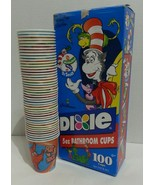 Dr. Seuss Dixie Cups 5oz Bathroom Cups Jim Henson The Wubbulous World - $26.35