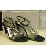 Alfani New Womens Fox Trot Black Heels 9 M Shoes - $67.73