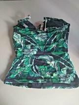 Tommy Bahama Breezy Palm Under Wire Tankini Size XS image 2