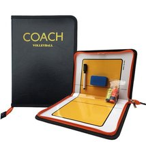 Wrzbest Volleyball Magnetic Coaching Board Coach Tactics Strategy Traini... - $18.90