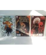 BLACK PANTHER 32 - 34 R. HUDLIN RUN + B. PANTHER COLORING BOOK - FREE SH... - $20.57