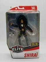 WWE Io Shirai Elite Series #79 Mattel Figure NXT First Time in the Line New Box - $26.61