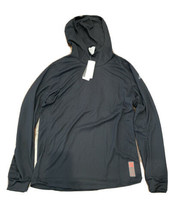 Adidas ADAPT Men's Running Hoodie Reflective Knit Sweatshirt Black Size ... - $69.29