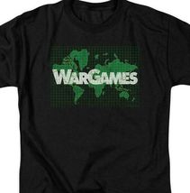 War Games t-shirt retro 80s Movie Brat Pack 100% cotton graphic tee MGM309 image 3