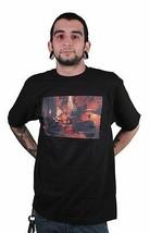 Deadline Herren Schwarz Al Capone's Zelle T-Shirt XL Neu