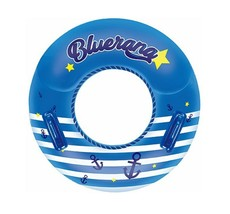 "Winnie Connie Bluerang Children Swim Ring Tube Inflatable Floats 31.8"" 81cm image 1"