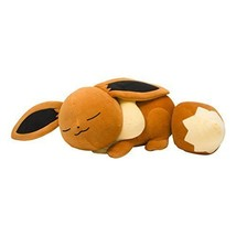 Pokemon Center Original Plush Doll Sleeping Eevee - $89.66