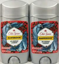 Old Spice Wild Collection Hawkridge Mens Deodorant 2.6 oz 2 Pack  - $27.67