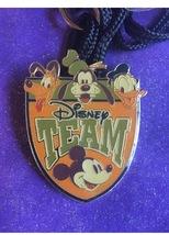 WDW Walt Disney World Cast Exclusive Disney Team Mickey Donald Goofy Pluto ID La - $32.95