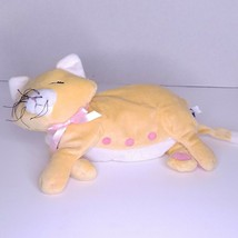 "Manhattan Toy Nursing Nina Kitty Cat Mama Plush 11"" Stuffed Animal 2003 - $9.85"