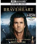 Braveheart  (4K Ultra HD+Blu-ray)  - $14.95