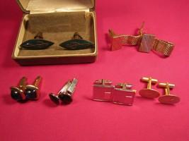 CHOICE Vintage Metal CUFFLINK Dante TREBLE CLEFF [h1bh] - $3.84+