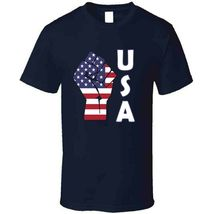 Fight Power Usa T Shirt image 8