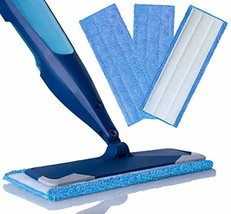 VanDuck Microfiber Cleaning Reusable Pads Compatible with Bona Spray Mop... - $8.16