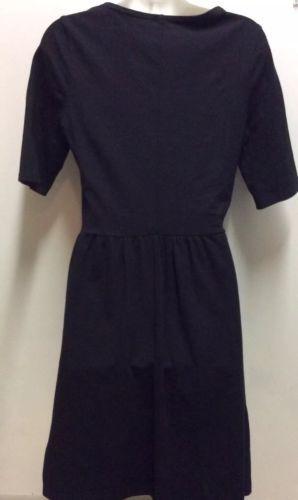 Old Navy Dress Short Sleeves Black Small Petite
