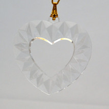 Crystal Open Heart Prism image 2