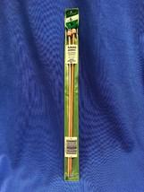 """Clover Takumi Bamboo Knitting Needles 3012, No 6, 13"""" - $2.97"""