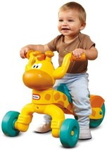 Little Tikes Go And Grow Lil' Rollin' Giraffe Ride-on - $39.70