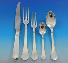 Cardinal by Puiforcat French Sterling Silver Flatware Set Service 59 pcs... - $13,995.00