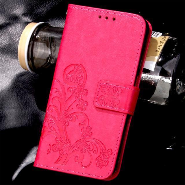 For Lumia 640 Case Microsoft Leather Flip Wallet Cover Case For Microsoft Lumia  image 7