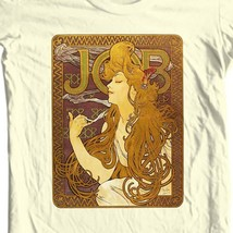 JOB T-shirt retro pot rolling papers vintage 1970's marijuana cotton graphic tee image 1