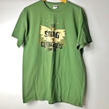 Joshua 1:9 Men's T-Shirt Size Large  - $15.83