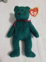 Ty Beanie Babies 2001 Holiday Teddy - $10.00