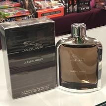Jaguar Classic Amber by Jaguar for Men 3.4 fl.oz / 100 ml eau de toilette spray - $21.98