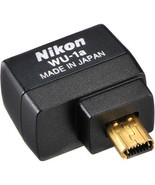 Nikon WU-1a Wireless Mobile Adapter - Refurbished by Nikon U.S.A. #27081B - $30.84