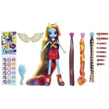 Nceonshop(TM) My Little Pony Equestria Girls Rainbow Dash Hairstyling Do... - $39.99