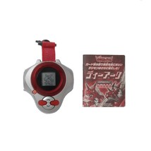 Bandai Digivice D-Ark Version 1.0 Takato Red Dukemon Digimon Tamers D-Power - $74.25