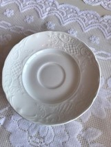 Johnson Brothers Richmond White Saucers~ 8 Available!! - $3.96