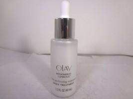 Olay Regenerist Luminous Tone Perfecting Treatment 1.3 oz OUT OF BOX 12-O - $19.80