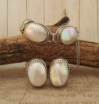 Vintage Whiting and Davis Set, Victorian Revival Demi-Parure Jewelry, Br... - $60.00