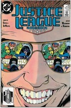 Justice League America Comic Book #30 DC Comics 1989 VERY FINE+ UNREAD - $2.50