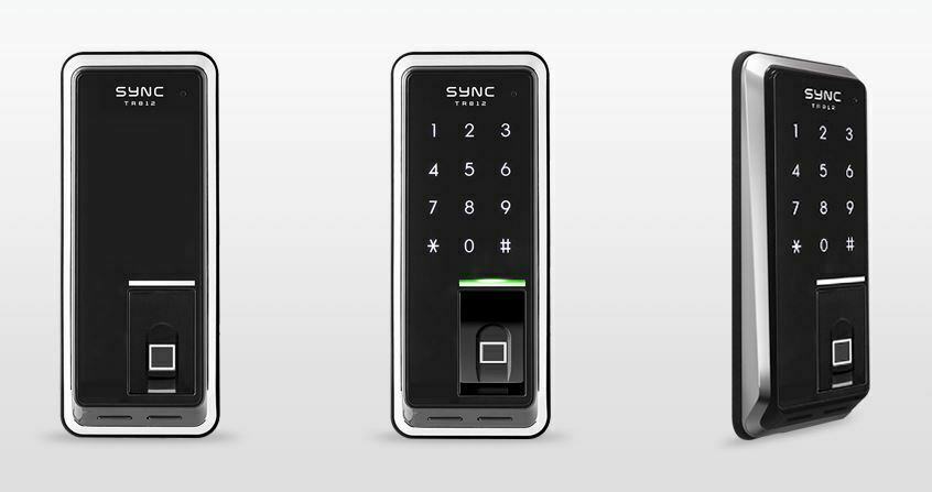 Fingerprint Doorlock H-GANG SYNC TR810 TR811 TR812 Keyless Lock Smart Digital