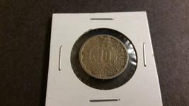 1939 m Mexico 10 Centavos Coin - Aztec Calendar - $3.96