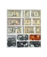 Teacher's Choice Pretend Play Money Set for Kids - 150 School Money Bill... - £24.16 GBP