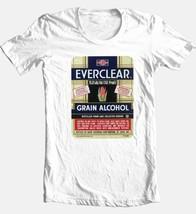 Everclear Grain Alcohol T-shirt retro vintage 100% cotton graphic printed tee image 2