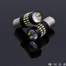 TUINCYN 1156 LED Bulbs White Brake Light BA15S 1141 1095 7506 1156A P21W 4014-48 image 6