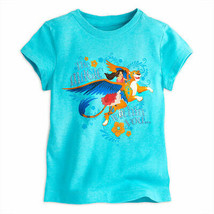 Disney Store Elena and Skylar Tee T-Shirt for Girls, Small (5/6) - No Tag - $12.00