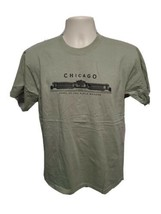 2006 Chicago Home of the Field Museum Adult Medium Green TShirt - $19.80