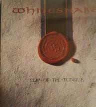 Slip of the Tongue by Whitesnake Cd image 1