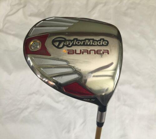 Taylormade Burner Golf Driver 10.5 w/ Fujikura Rombax Shaft 5X07 Flex-R RH Japan