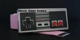 rose ceinture & BOUCLE W/ réel NES 8 morceau Nintendo contrôleur W/boutons Cette - $14.97