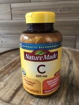 Nature Made C - Vitamin C - 500mg - Antioxidant Support - 500 Caplets - ... - $23.33